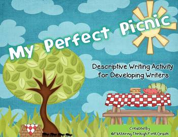 Creative Writing Activity for Developing Writers ~ My Perf