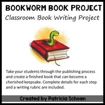 Creative Writing Book Project