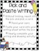 Creative Writing Centers Set {Intermediate}