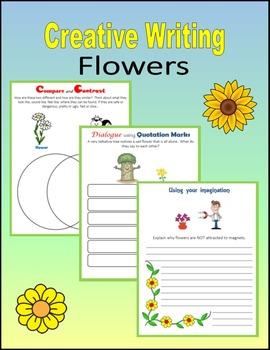 Creative Writing (Flowers)