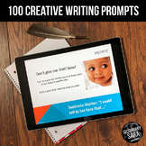 Creative Writing Prompts: 100 Prompts to Hook ALL writers!