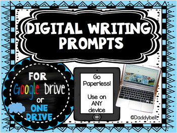 Creative Writing REAL LIFE pictures - DIGITAL Google Drive