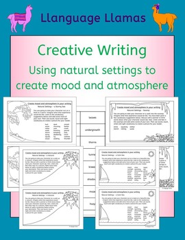 Creative Writing: Using natural settings to create mood an