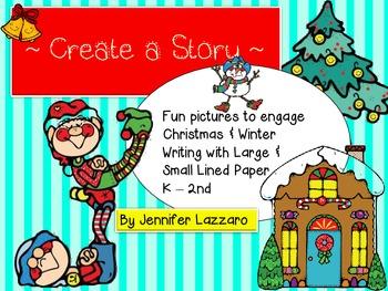 Creative Writing for Kindergarten through Second Grade Win