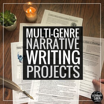 Creative Writing for Teens: Multiple Genres of Fiction/Nar