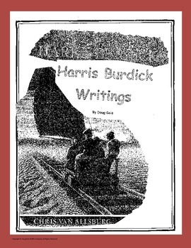 Narrative Writing for the Year Harris Burdick Writings