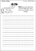 Creative writing for middle graders - Complete the story -