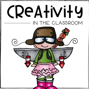 Creativity in the Classroom! Posters, Teaching Tools, & No