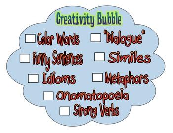 Creativity Bubble