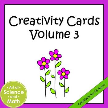Creativity Cards Volume 3 - For all ages