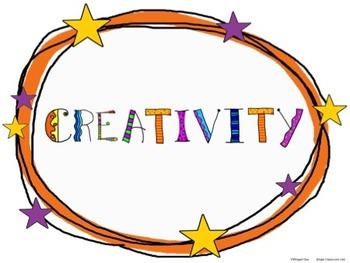 Creativity Posters