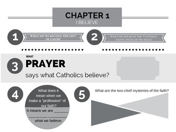 Credo Chapter 1 Notes