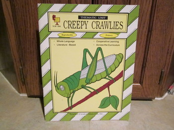 Creepy Crawlies by Teacher Created Materials Primary Grades