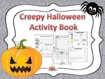 Literacy Halloween printables
