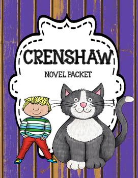 Crenshaw - Comprehension and Vocabulary