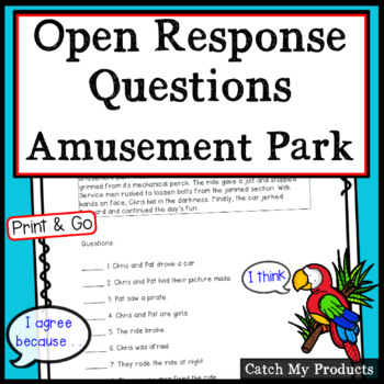 Critical Reading: A Day at Disney (Accountable Talk)
