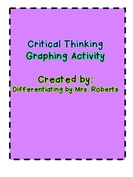Critical Thinking Graphing Activity