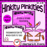 Critical Thinking Kids Love -- Hinkity Pinkities I