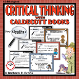 BOOK ACTIVITIES: Literature, Critical Thinking, Literacy C