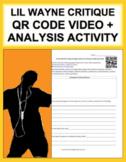 Lil Wayne Critique: CCSS-Aligned Literary Analysis Respons