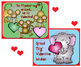 Critter Luv Printable Valentines Download