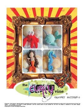 Crochet Sea Creatures