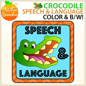 Crocodile Speech and Language
