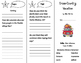 Cross Country Vacation Trifold - Storytown 2nd Grade Unit