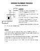 Cross-Number Puzzle - Consumer Arithmetic