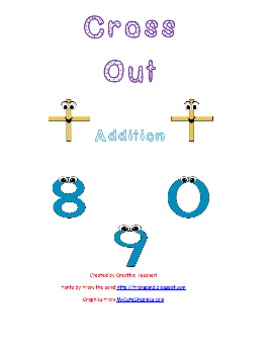 Cross Out Number Addition
