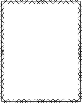 Cross Stitch Border
