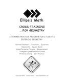 Cross Training ... for Geometry