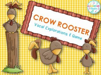 Crow Rooster - Vocal Pathways and Exploration Game