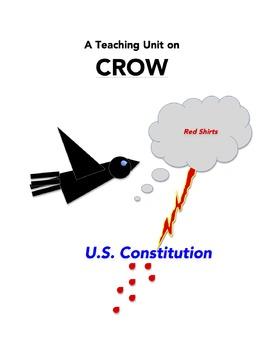 """Crow"" Teaching Unit: Activities, Q & A, Vocabulary, Writi"