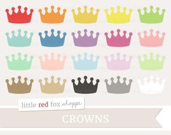 Crown Clipart; Princess