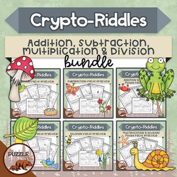 Crypto-Riddles SUPER BUNDLE
