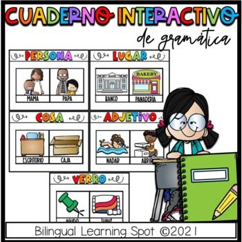 Cuaderno Interactivo de Gramática / Interactive Grammar No