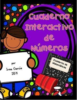 Cuaderno Interactivo de Numeros
