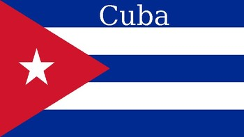 Cuba- Geographic Overview