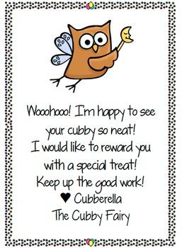 Cubby Fairy - Clean