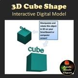 Cube - 3D Shape