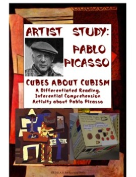 Cubes About Cubism:  An Innovative Inferential Reading Act