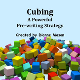 Cubing A Powerful Pre-writing Strategy