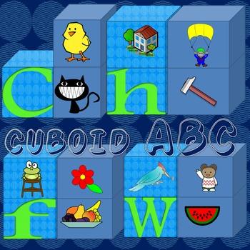Cuboid ABC