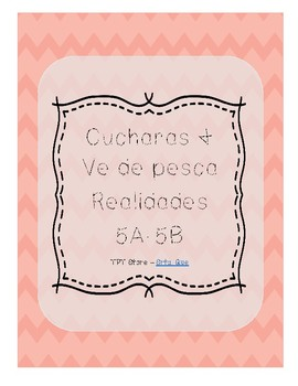 Cucharas (Realidades 1 - 5A-5B)