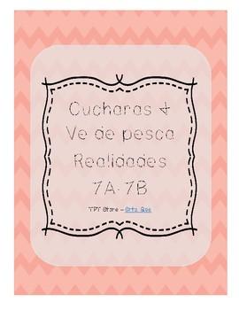 Cucharas (Realidades 1 - 7A-7B)