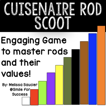Cuisenaire Rod SCOOT!