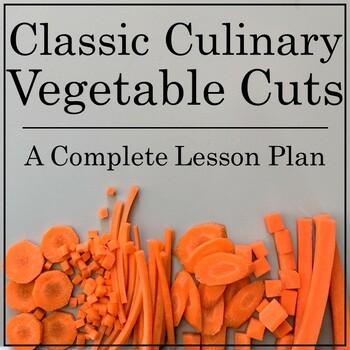 Culinary Classic Vegetable Cuts