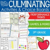 Culminating Math Activities