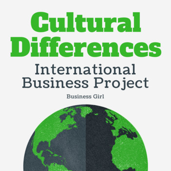 International Business: Cultural Differences